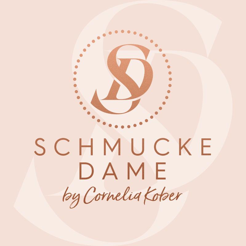 Logo SchmuckeDame by Cornelia Kober